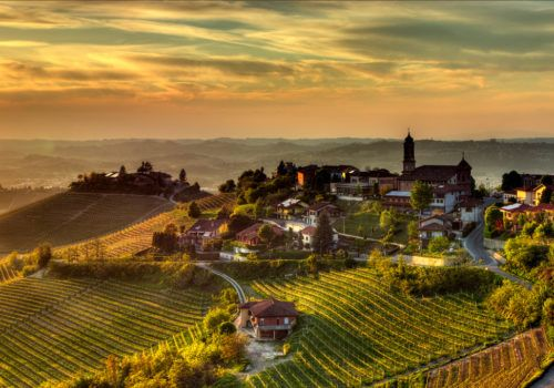Gay wine escape to Italy