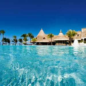 Lux Belle Mare Mauritius pool