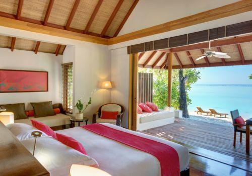 Lux South Ari Atoll Beach Pavilion