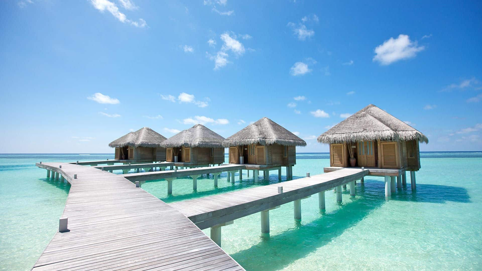 LUX South Ari Atoll Overwater Bungalow