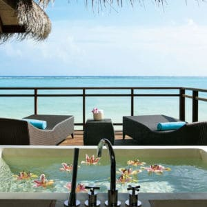 Lux South Ari Atoll Water Villa