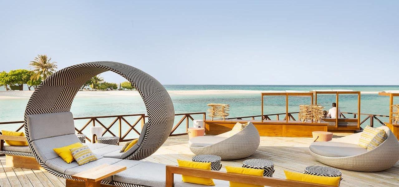 Lux South Ari Atoll sea view