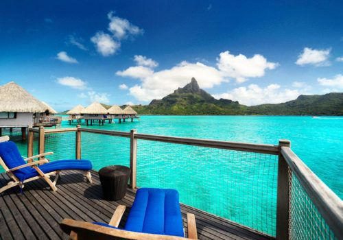 Premium Overwater Villa Experience