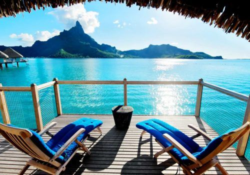 Tahiti, Moorea And Bora Bora