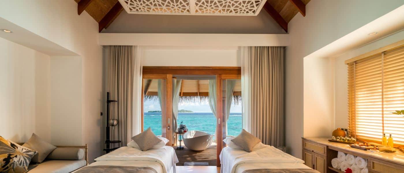 Milaidhoo spa The Maldives