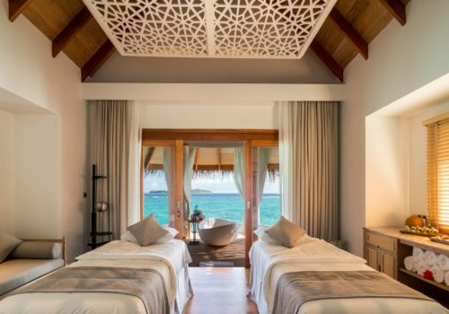 Milaidhoo spa The Maldives
