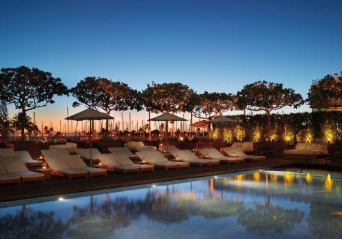 Modern Honolulu Hotel