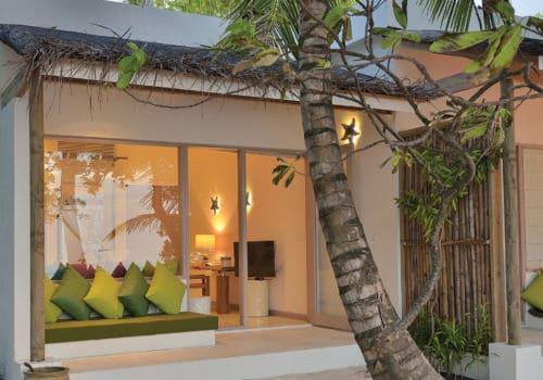 Oblu Deluxe Beach Villa