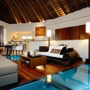 W Retreat And Spa Maldives Ocean Haven Dining