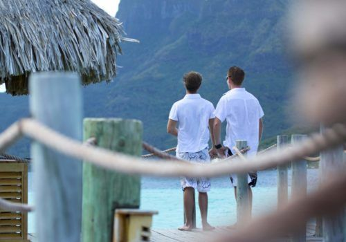 Gay Weddings in Bora Bora