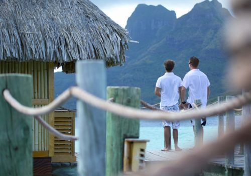 Gay Weddings Bora Bora