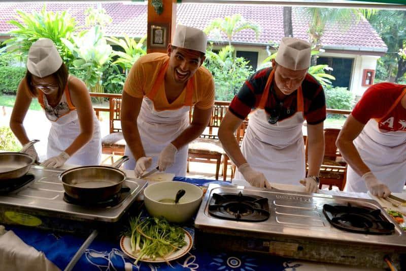 Phuket cooking class