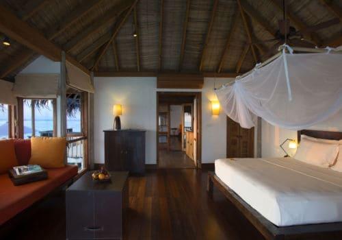 Gili Lankanfushi Maldives Residence – Bedroom