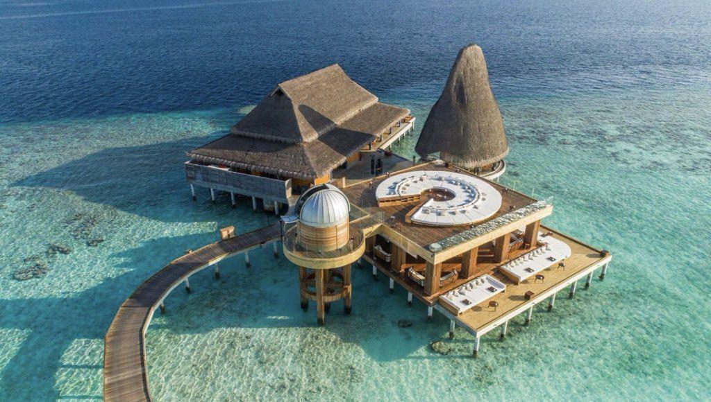Maldives observatory