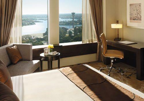 Deluxe Darling Harbour Room