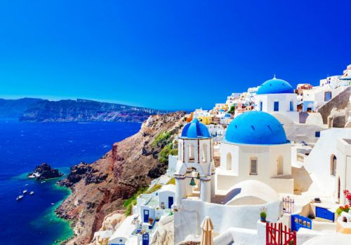 Gay Group Trip: Greek Island Hopping