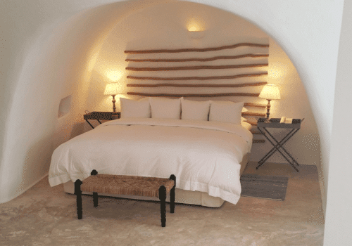 The Cave Suite
