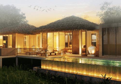 Deluxe Ulagalla Villa