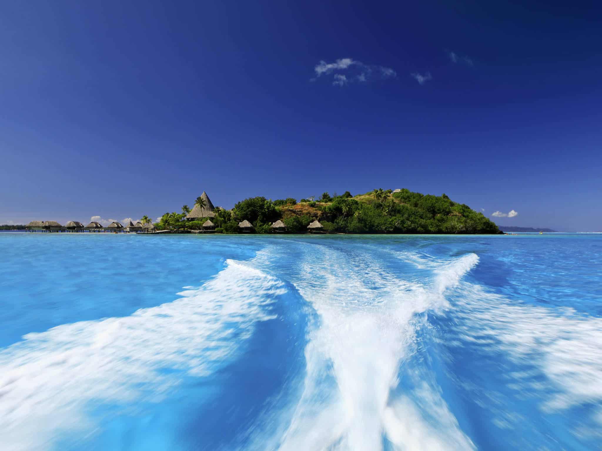 Sofitel Bora Bora Private Island Hotel Gay Holidays