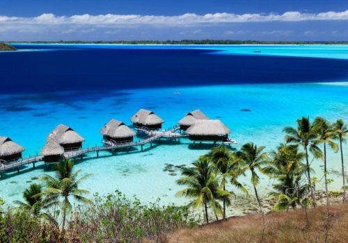 Bora Bora Private Island Escape