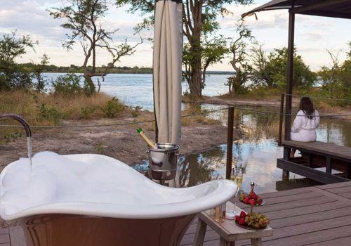 Luxury Tented Suites
