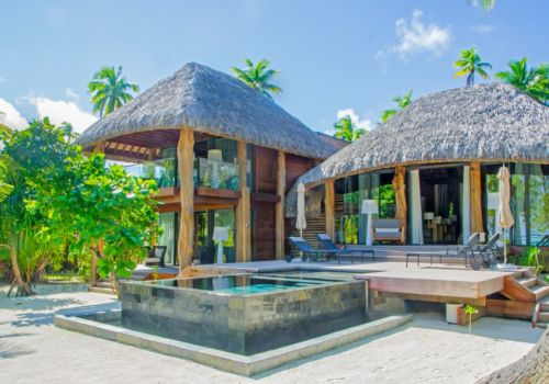 The Brando French Polynesia Two Bedroom Villa