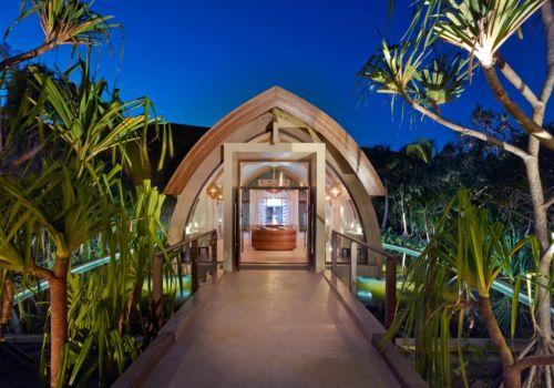 The Brando French Polynesia restaurant