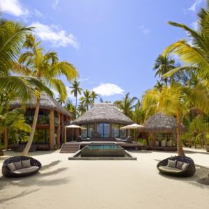 The Brando French Polynesia three bedroom villa