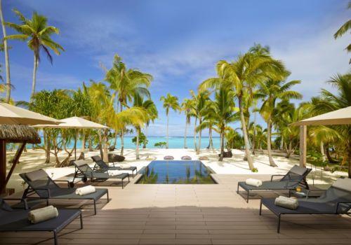 The Brando French Polynesia three bedroom villa