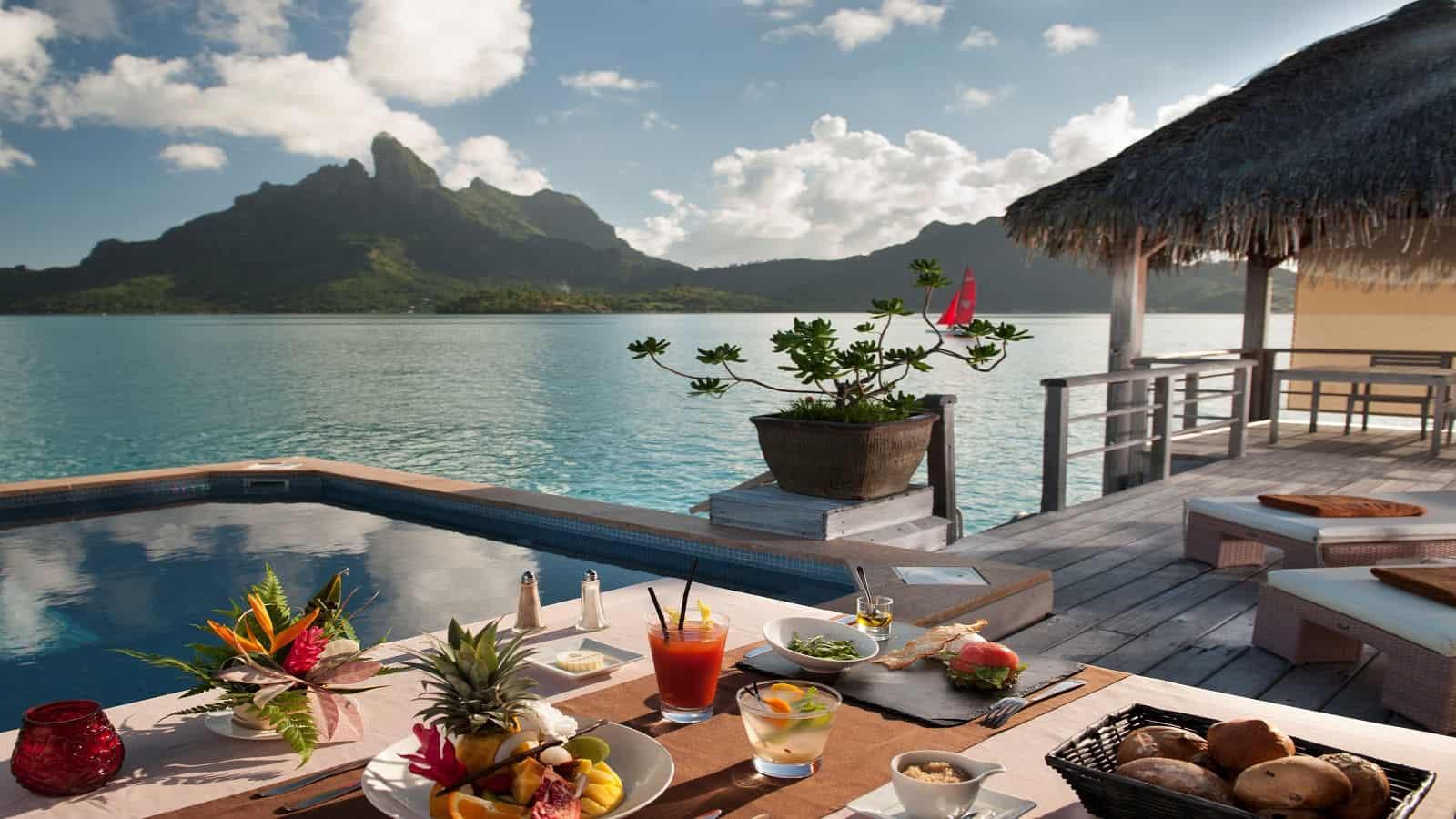 the st regis bora bora resort gay holidays vacations. Black Bedroom Furniture Sets. Home Design Ideas