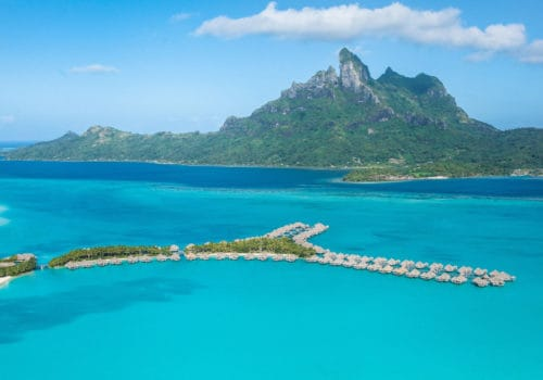 The St. Regis Bora Bora Resort 4