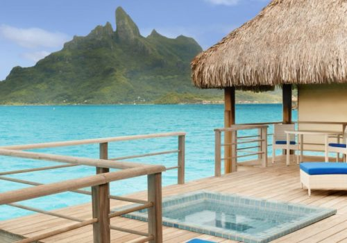 The St. Regis Bora Bora Resort 5