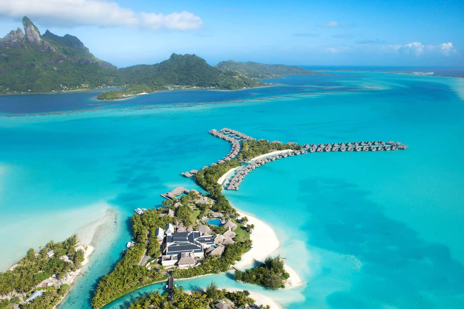 The St. Regis Bora Bora Resort 5