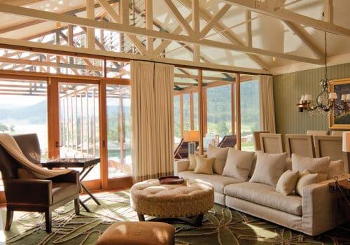 Three-Bedroom Wolgan Villa