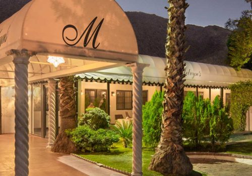 Melvyn's Palm Springs