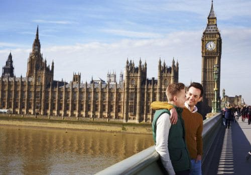 Gay Group Trip: Cultural England