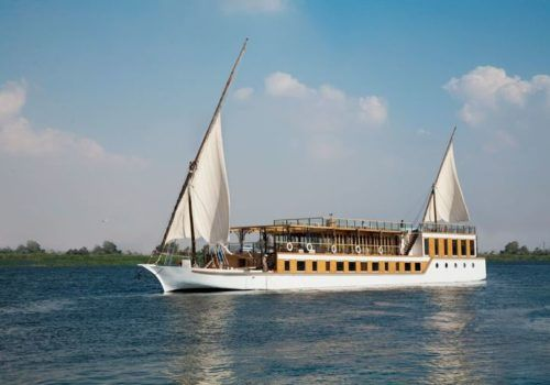 Gay Nile river cruise