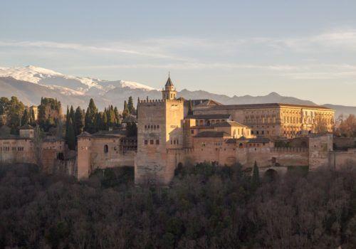 Alhambra – Spain