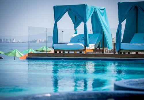 Pool at Gay Almar Resort Puerto Vallarta