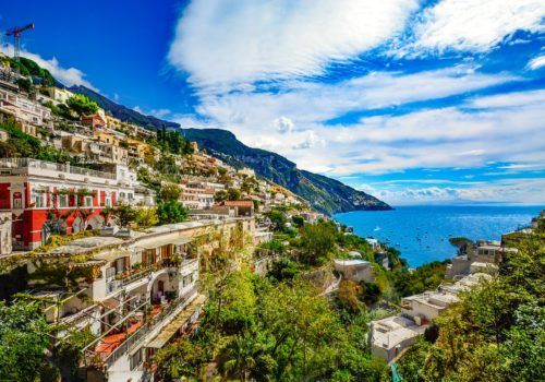 Naples and Amalfi Coast