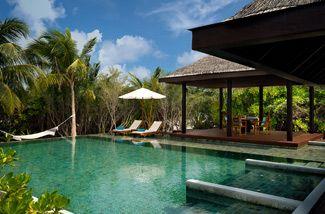 Anantara kihavah maldives deluxe beach_pool villa