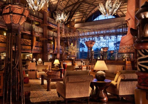 Animal Kingdom Lodge Disney