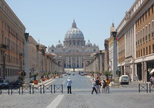 The Vatican Rome