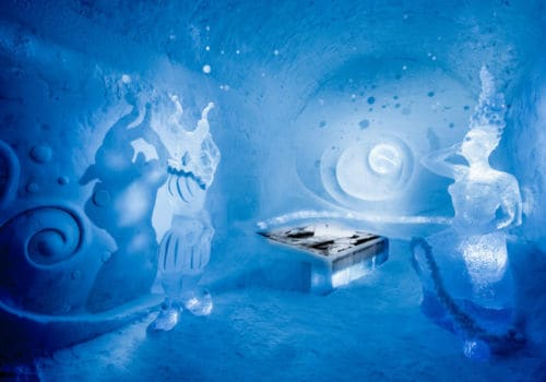 Art Suite ICEHOTEL Sweden