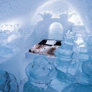 Art Suite ICEHOTEL Sweden