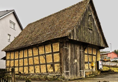 Barn – Switzerland