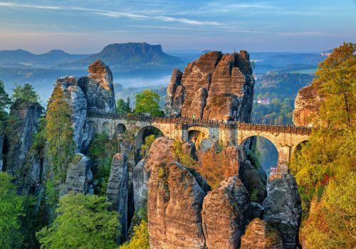 Bastei Bridge – Switzerland
