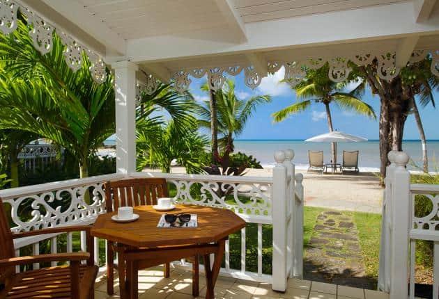 Rendezvous resort in St Lucia