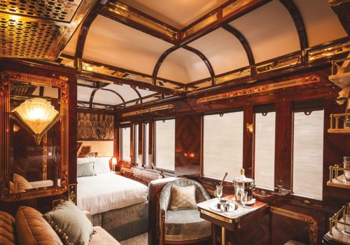 The Venice Simplon Orient Express
