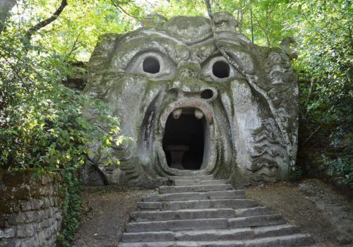 Bomarzo Park of Monsters Italy
